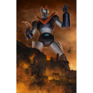Great Mazinger Left Side image