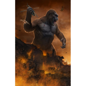 King Kong Left Side image