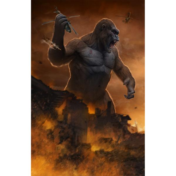 King Kong Left Side image