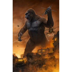 King Kong Right Side
