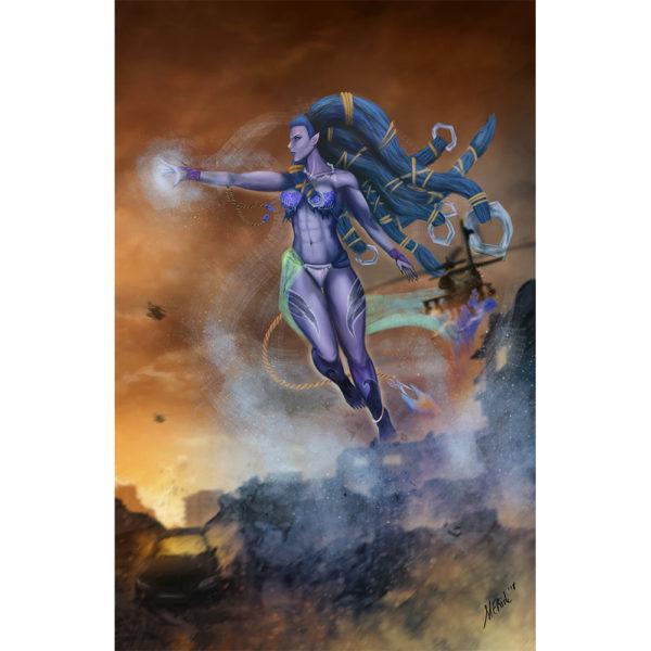Shiva Right Side