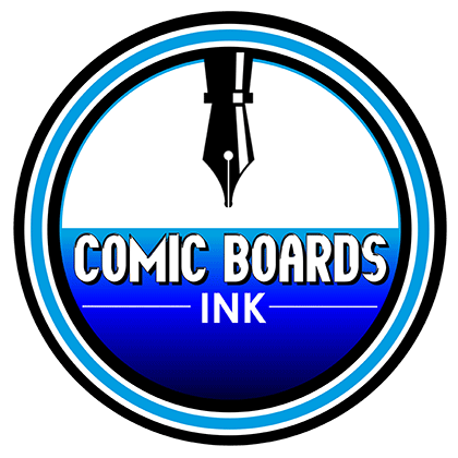 COMIC BOARDS INK